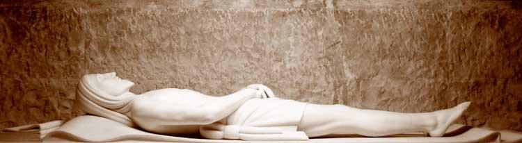 cristo morto fra claudio granzotto