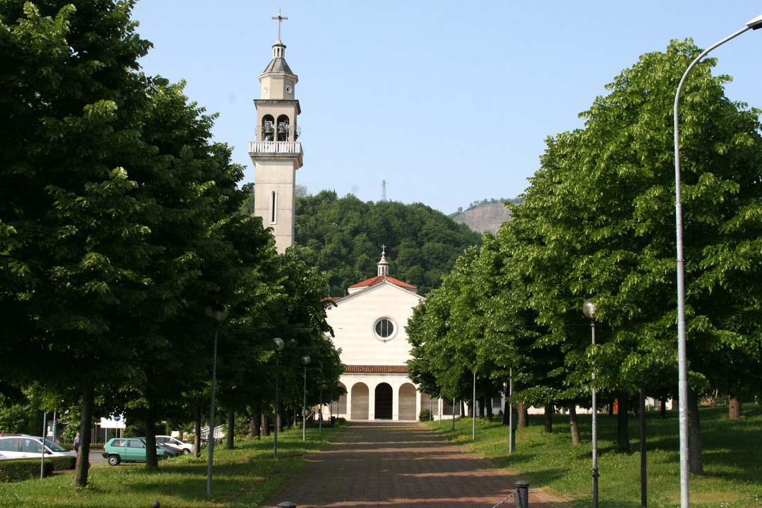 Chiesa della Pieve di Chiampo VI